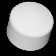 Заглушка из полипропилена. Цвет белый. Диаметр 32 мм.Соединение PPR-PPR. В упаковке 90 штук.