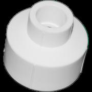 Муфта из полипропилена переходная. Цвет белый. Диаметры 32/20 мм.Соединение PPR-PPR. В упаковке 72 штук.