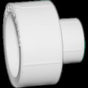 Муфта из полипропилена переходная. Цвет белый. Диаметры 40/25 мм.Соединение PPR-PPR. В упаковке 42 штук.